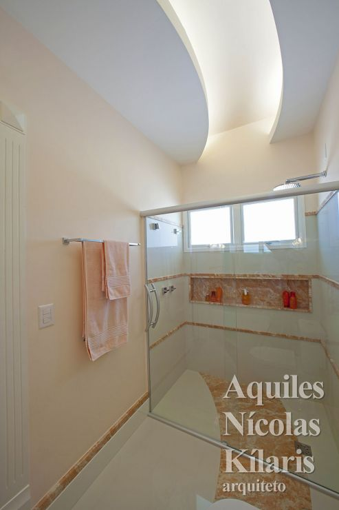 Arquiteto - Aquiles Nícolas Kílaris - Projetos Residenciais - Casa Mercury