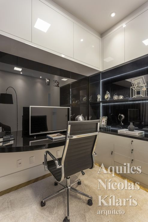 Arquiteto - Aquiles Nícolas Kílaris - Projetos Residenciais - Casa Esplêndida