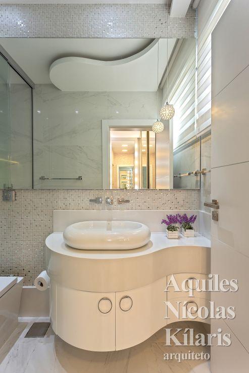 Arquiteto - Aquiles Nícolas Kílaris - Projetos Residenciais - Casa Campinas