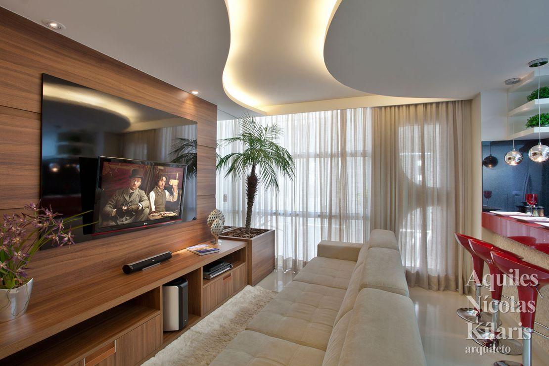 Arquiteto - Aquiles Nícolas Kílaris - Projetos Residenciais - Reforma Ipiranga