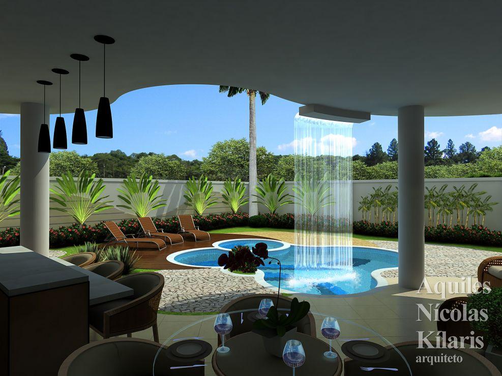 Arquiteto - Aquiles Nícolas Kílaris - Projetos Residenciais - Projeto Manaus I - AM