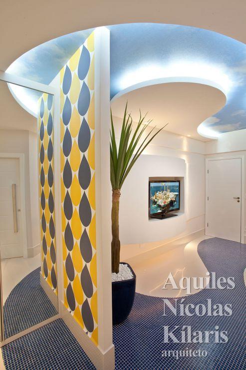 Arquiteto - Aquiles Nícolas Kílaris - Projetos Corporativos - Belem Oil