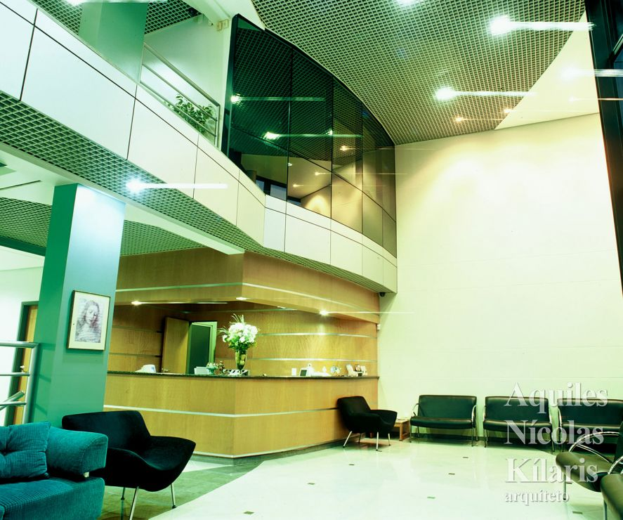 Arquiteto - Aquiles Nícolas Kílaris - Projetos Corporativos - Days Hospital