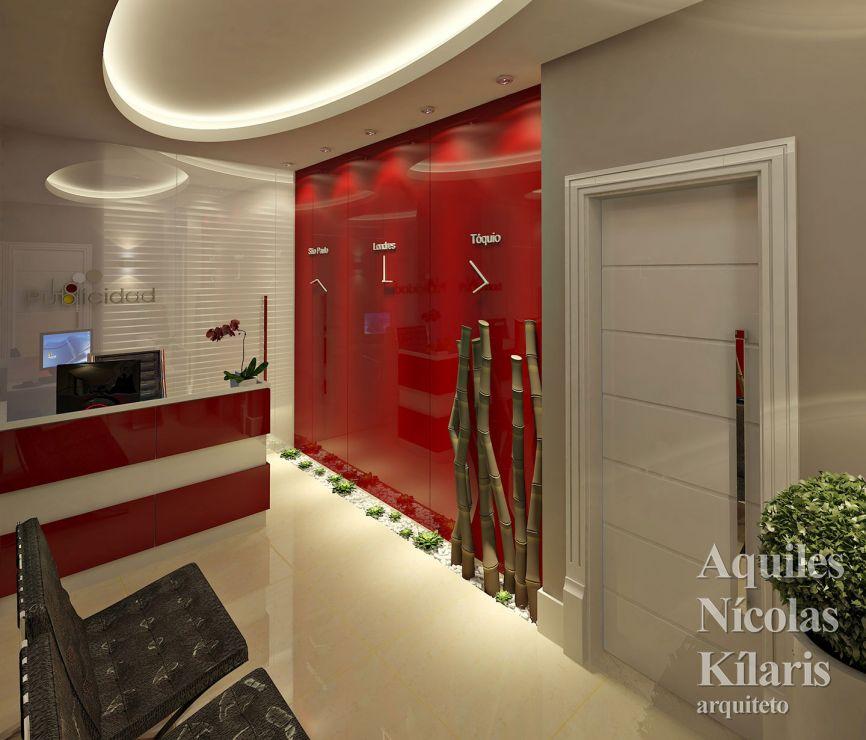 Arquiteto - Aquiles Nícolas Kílaris - Projetos Corporativos - Edifício Comercial II