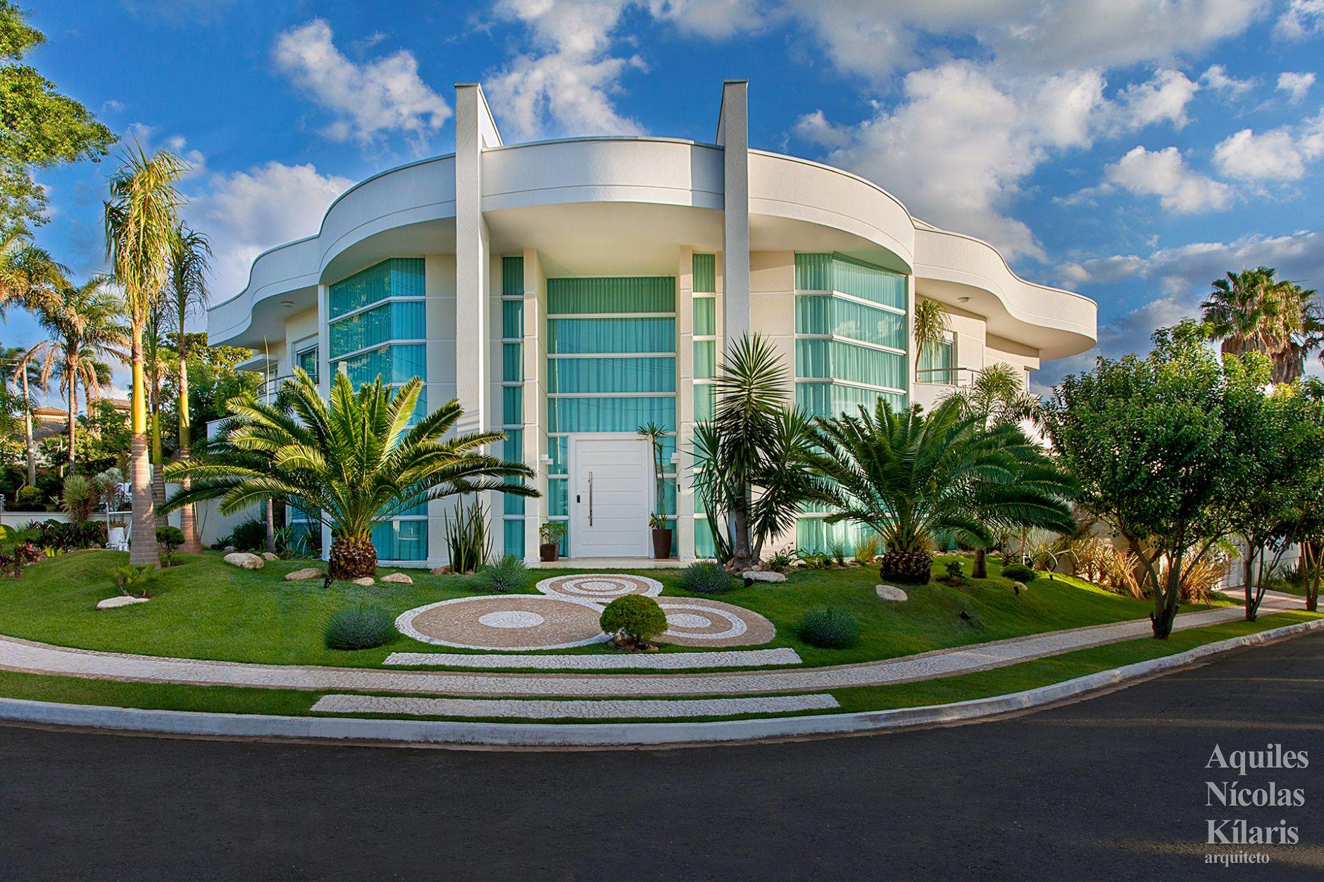 Arquiteto - Aquiles Nícolas Kílaris - Projetos Residenciais - Moinho dos Ventos