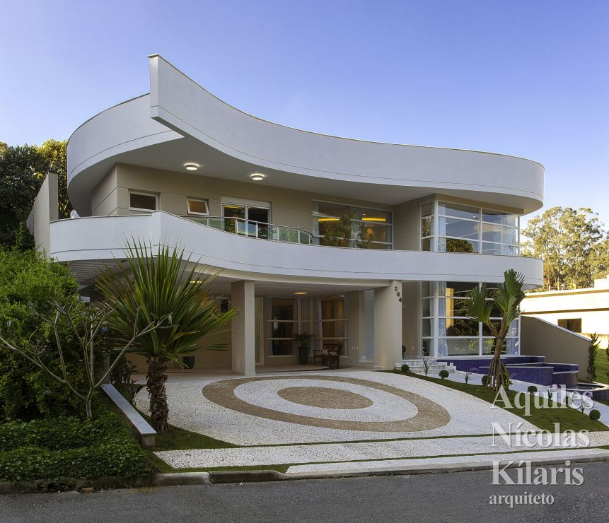 Arquiteto - Aquiles Nícolas Kílaris - Residential Projects - Beverly Hills House