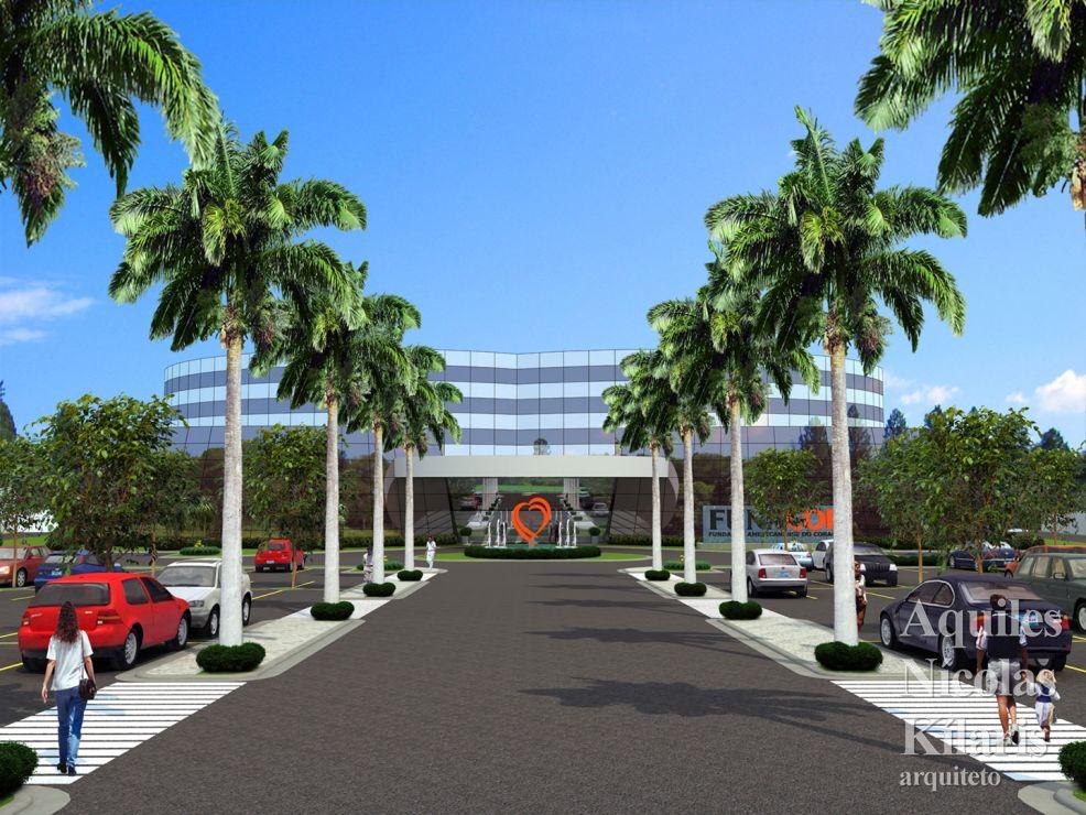 Arquiteto - Aquiles Nícolas Kílaris - Corporate Projects - Cincor Hospital do coração