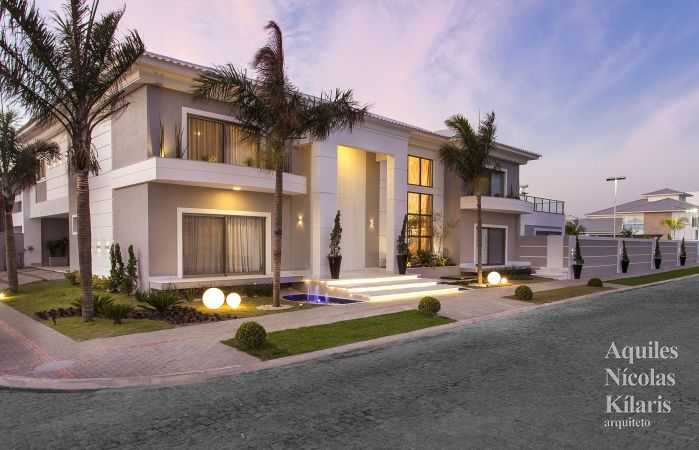 Arquiteto - Aquiles Nícolas Kílaris - Projetos Residenciais - Casa Privilège - Retrofit