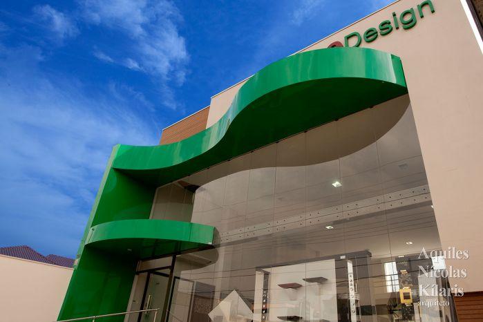 Arquiteto - Aquiles Nícolas Kílaris - Projetos Corporativos - Eco Design